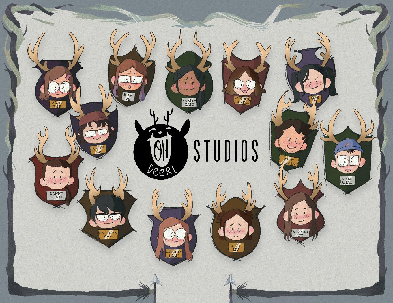 Oh Deer Studios - Multiple Directors