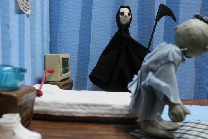 A Death Scene